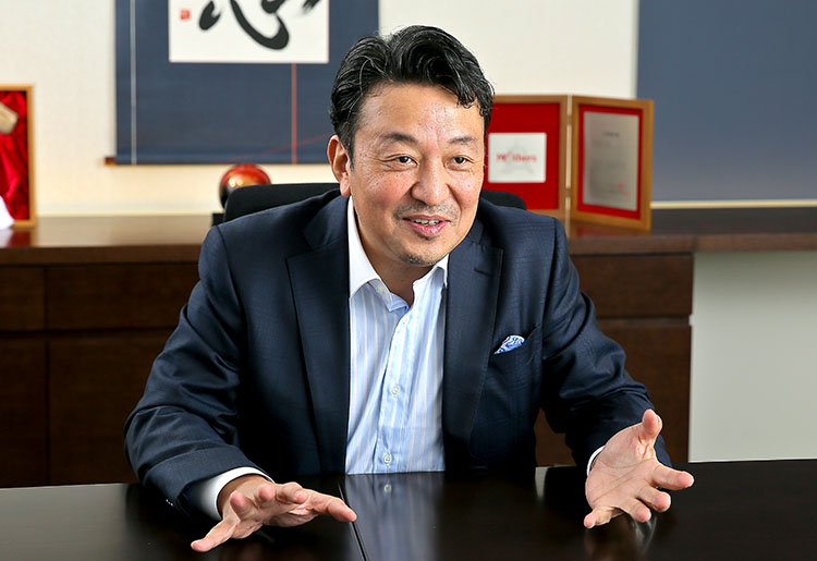 株式会社MS-Japan 代表取締役社長 有本 隆浩さん