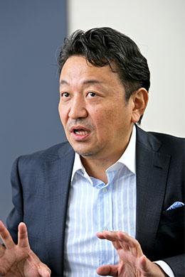 株式会社MS-Japan 代表取締役社長 有本 隆浩さん インタビュー photo
