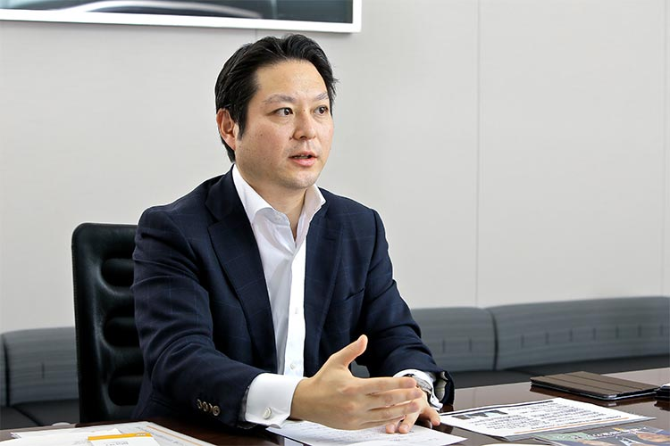 SAPジャパン株式会社 代表取締役社長 福田 譲さん