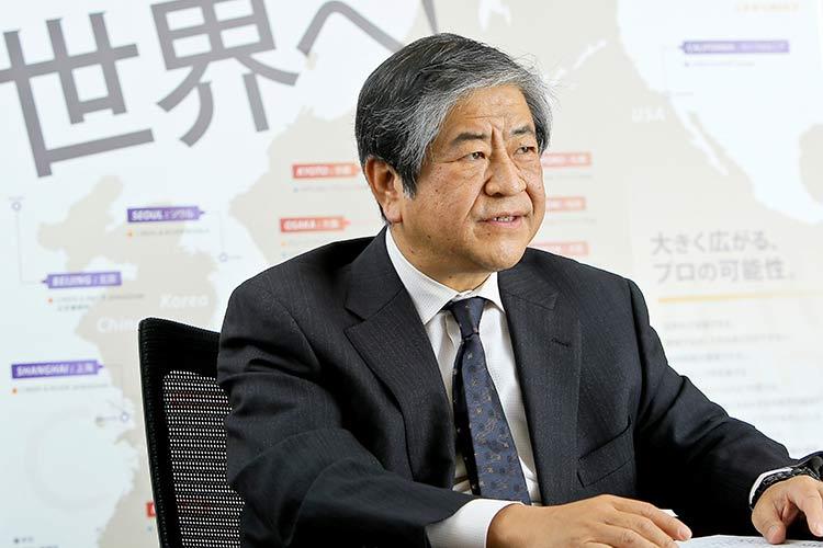 株式会社クリーク・アンド・リバー社 代表取締役社長 井川 幸広さん