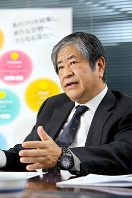 株式会社クリーク・アンド・リバー社 代表取締役社長 井川 幸広さん インタビュー photo