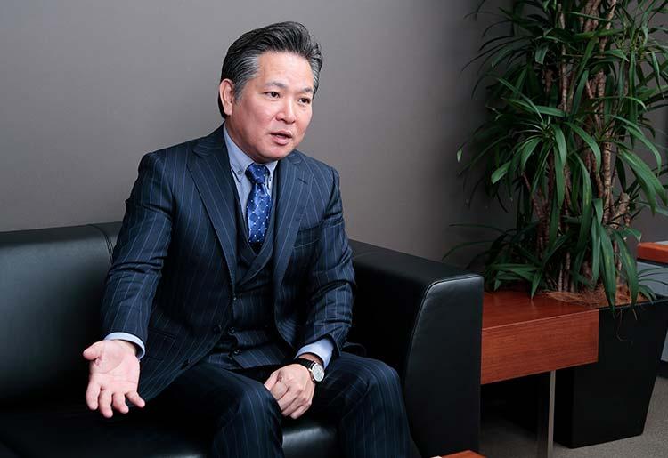 株式会社ウィルグループ 代表取締役会長 兼 CEO 池田 良介さん