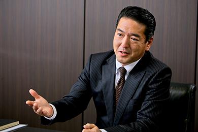 マンパワーグループ株式会社 代表取締役社長 池田 匡弥さん