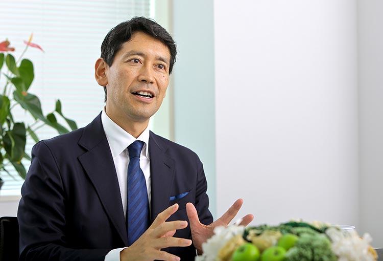 株式会社セルム 代表取締役社長 加島 禎二さん