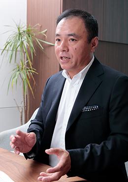 株式会社エスプール 代表取締役会長兼社長 浦上 壮平さん
