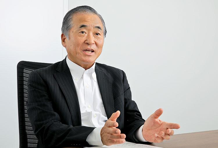 ヒューマン・アソシエイツ・ホールディングス株式会社 代表取締役社長 渡部 昭彦さん