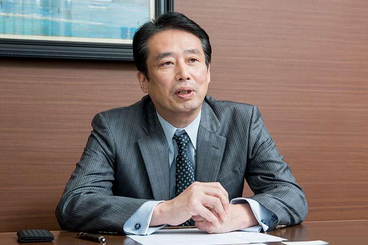 株式会社トランストラクチャ 代表取締役 林 明文さん