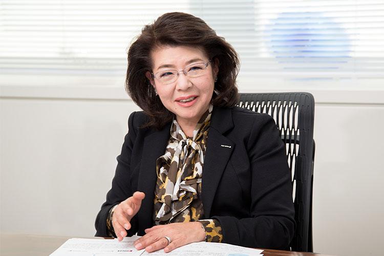 株式会社富士ゼロックス総合教育研究所 代表取締役社長 小串 記代さん