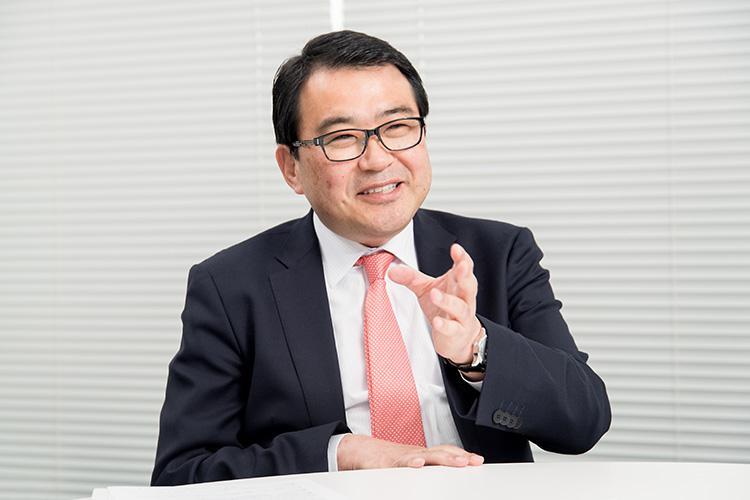 西田 忠康さん(サイコム・ブレインズ株式会社 代表取締役)