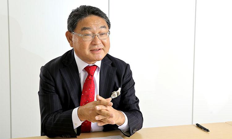 細川 馨さん(ビジネスコーチ株式会社 代表取締役)