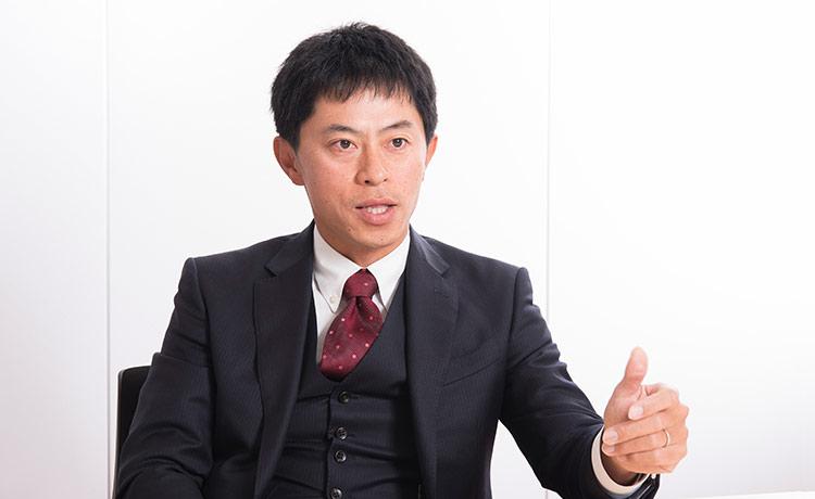 アルー株式会社 代表取締役社長 落合文四郎さん