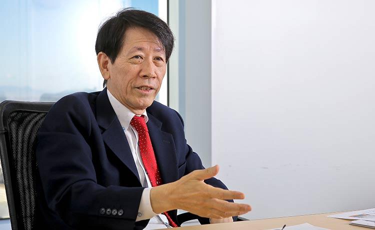 藤波達雄さん(レジェンダ・コーポレーション株式会社 代表取締役社長)