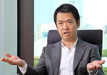 鈴木 義幸さん(株式会社 コーチ・エィ 代表取締役社長)