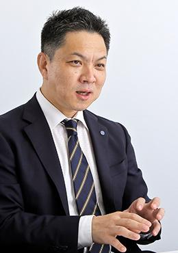 根岸 千尋さん(株式会社廣済堂 代表取締役社長)