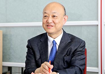 舟橋 孝之さん(株式会社インソース 代表取締役 執行役員社長)