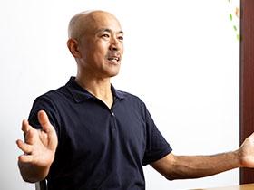 吉村慎吾さん(株式会社ワークハピネス 代表取締役会長)
