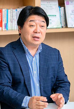 真田茂人さん(株式会社レアリゼ 代表取締役社長  NPO法人日本サーバント・リーダーシップ協会 理事長)