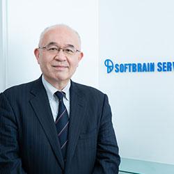 小松弘明さん(ソフトブレーン・サービス株式会社 取締役会長):<br /> 営業の「つらい」「苦しい」イメージを変えたい<br /> 「営業を科学する」を合言葉に、変革に取り組む企業を支援