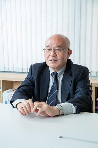 ソフトブレーン・サービス株式会社 取締役会長 成長企業プロデューサー 小松弘明さん