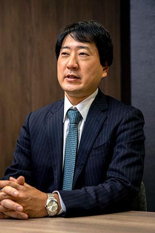 東京エグゼクティブ・サーチ株式会社 代表取締役社長 福留拓人さん