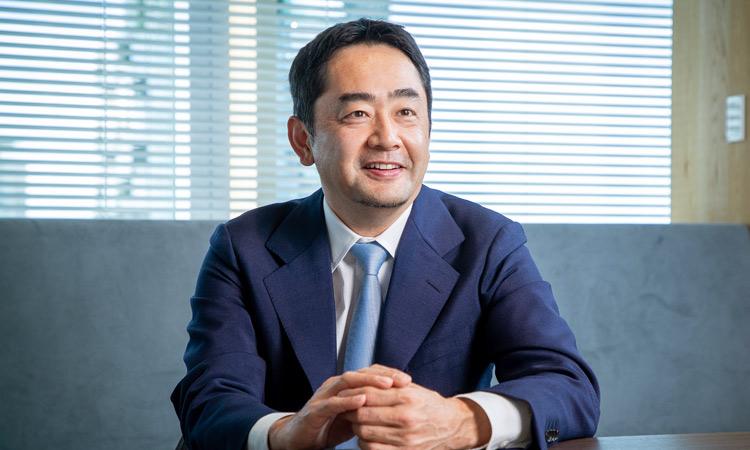 高橋信也さん(株式会社マネジメントソリューションズ 代表取締役社長兼CEO)