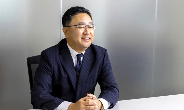 柿﨑淳一さん(株式会社クレオ 代表取締役社長)