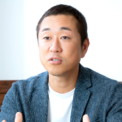 星知也さん(株式会社うるる 代表取締役社長):<br /> クラウドソーシングが日本の労働力不足を救う<br /> 「人のチカラ」を信じ、仲間と共に新規事業を創出し続ける