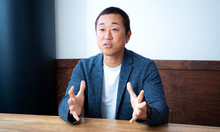 星知也さん(株式会社うるる 代表取締役社長)