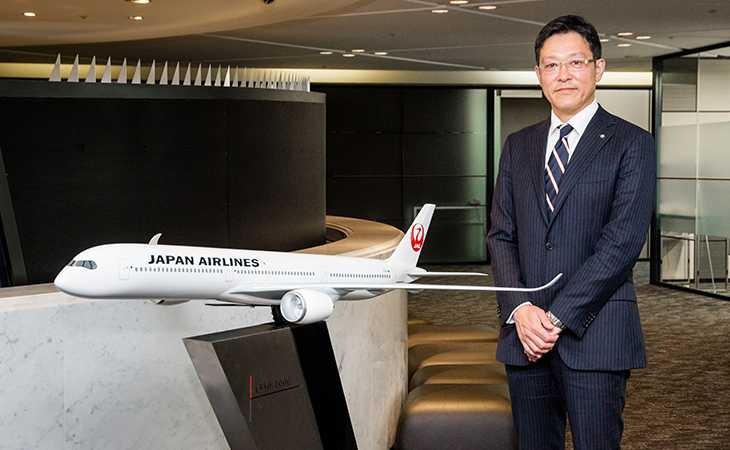 日本航空株式会社人財本部 健康管理部 兼 運航本部 運航乗員健康管理部 部長 今村 厳一さん
