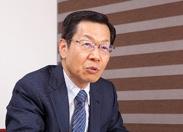 特定非営利活動法人健康経営研究会 理事長 岡田邦夫さん