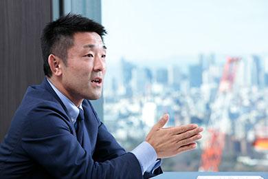 株式会社日本政策投資銀行 サステナビリティ企画部 中澤伸一さん