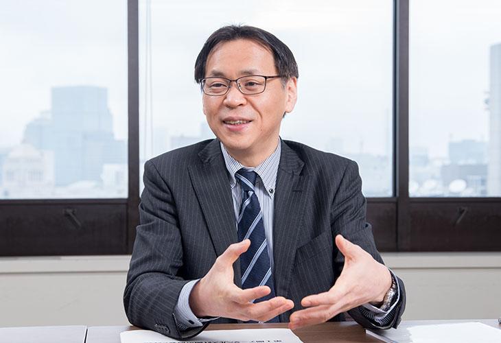厚生労働省保健局 保険課長 安藤公一さん