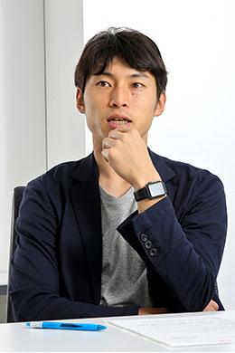 平井孝幸さん(株式会社ディー・エヌ・エー CHO(Chief Health Officer)室 室長代理)