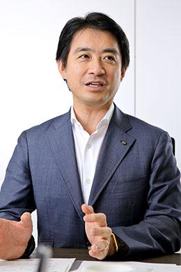 垣見 俊之さん(伊藤忠商事株式会社 人事・総務部長)