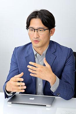株式会社イトーキ Ud&Ecoソリューション開発部 健康ソリューションチーム 髙原 良さん