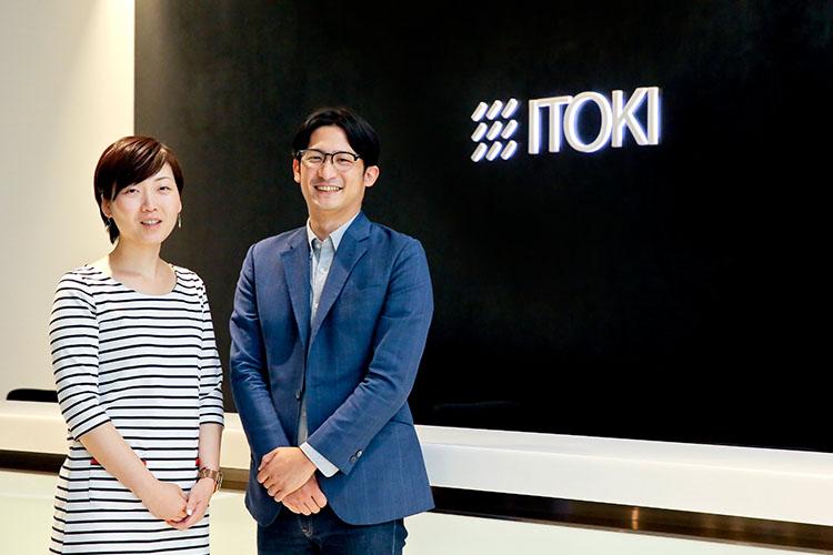 取材は2018年8月6日 東京都・中央区のイトーキ東京イノベーションセンターSYNQAにて