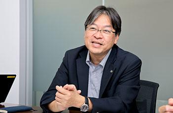 下田 雄一郎さん(東京急行電鉄株式会社 人材戦略室 労務厚生部 統括部長)