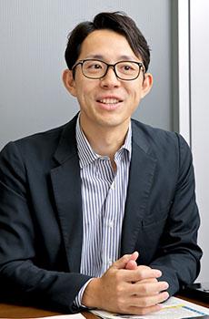 小松原 岳さん(東京急行電鉄株式会社 人材戦略室 労務厚生部 労務課 主事)