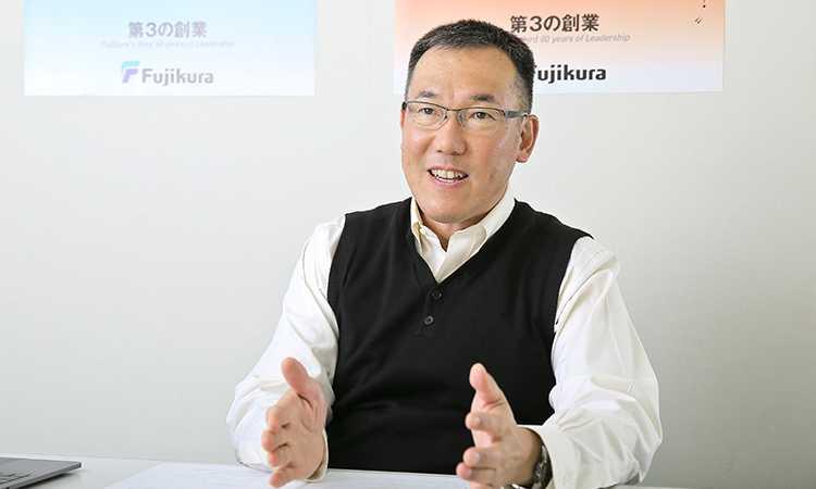浅野 健一郎さん(株式会社フジクラ CHO補佐)