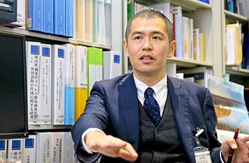 遠藤源樹さん(順天堂大学 医学部公衆衛生学講座 准教授)