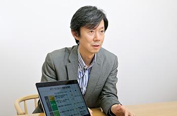 市川久浩さん(ヤフー株式会社 グッドコンディション推進室長)