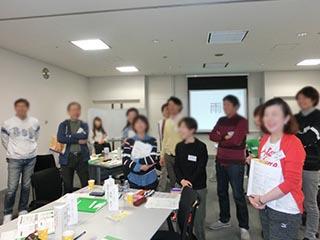 レジリエンス2期合宿(丸井グループ)
