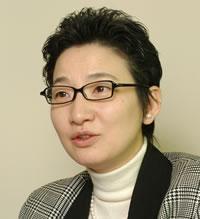 辛淑玉さん Photo