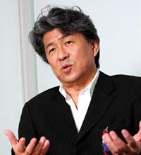 鳥越 俊太郎さん Photo