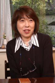 久田 恵さん Photo