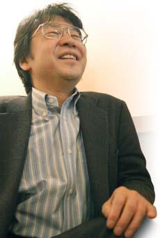 斎藤 貴男さん Photo