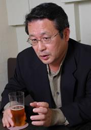 江上 剛さん Photo