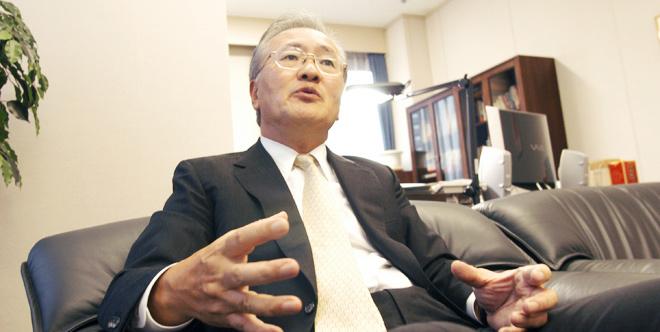 中谷 巌さん UFJ総合研究所理事長・多摩大学学長