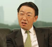 松井 道夫さん  松井証券代表取締役社長