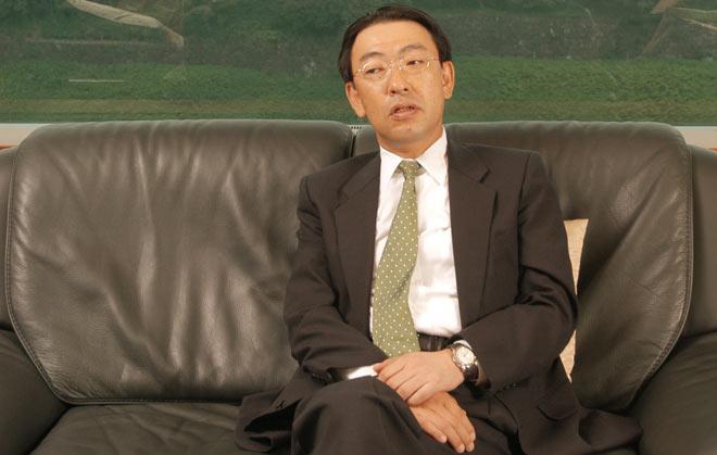 松井証券代表取締役社長  松井 道夫さん